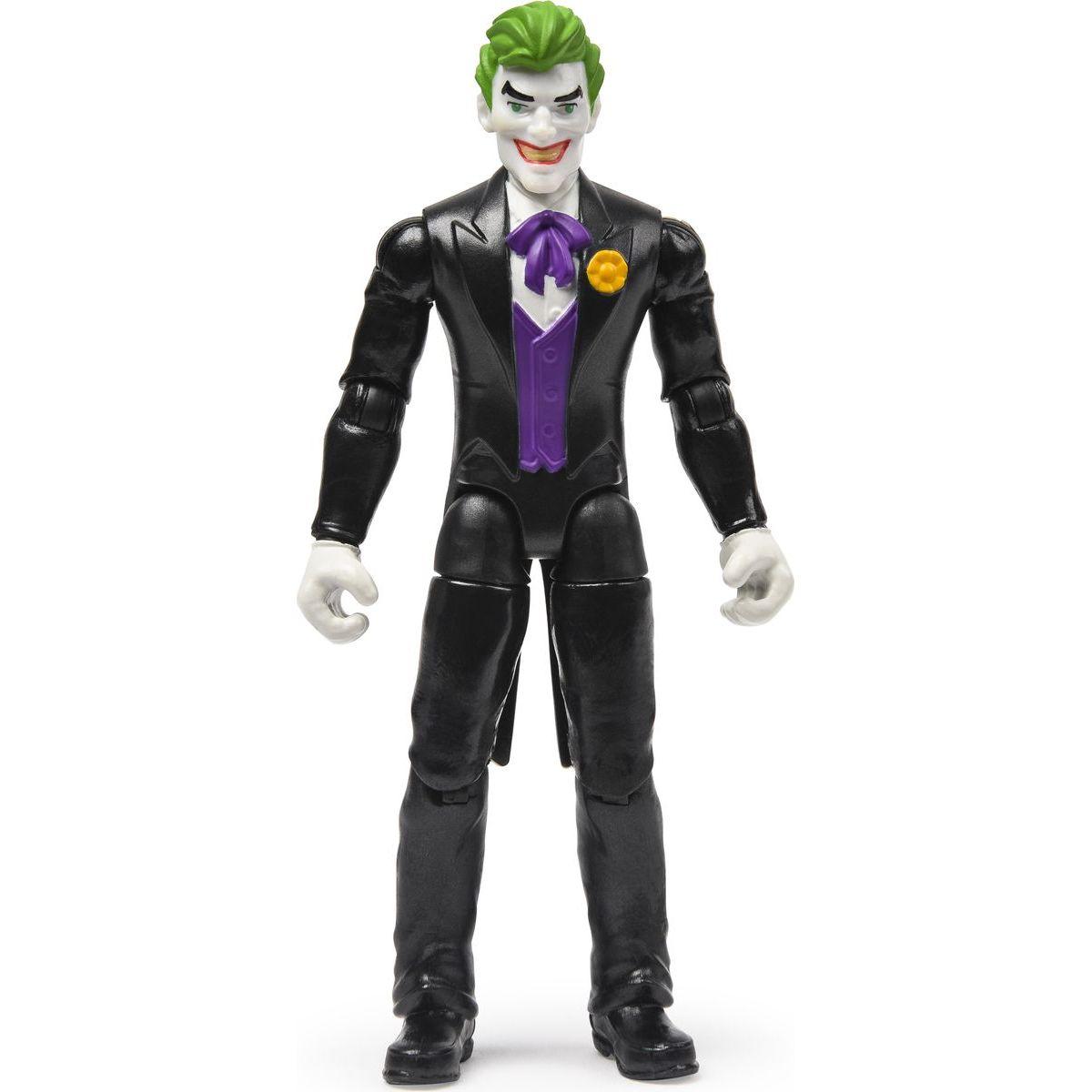 Spin Master Batman figurky hrdinů s doplňky 10 cm The Joker in black