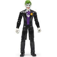 Spin Master Batman figurky hrdinů s doplňky The Joker in black