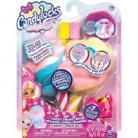 Spin Master Candylocks Cukrové panenky s vůní dvojbalení nanukové