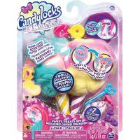 Spin Master Candylocks Cukrové panenky s vůní dvojbalení donutová