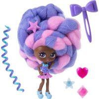 Spin Master Candylocks Cukrové panenky s vůní fialová s růžovou