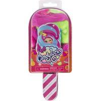 Spin Master Candylocks Cukrové panenky s vůní zelená s růžovou