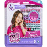 Spin Master Cool Maker nárhradní níťe pro náramkovač růžová-bílá-fialová
