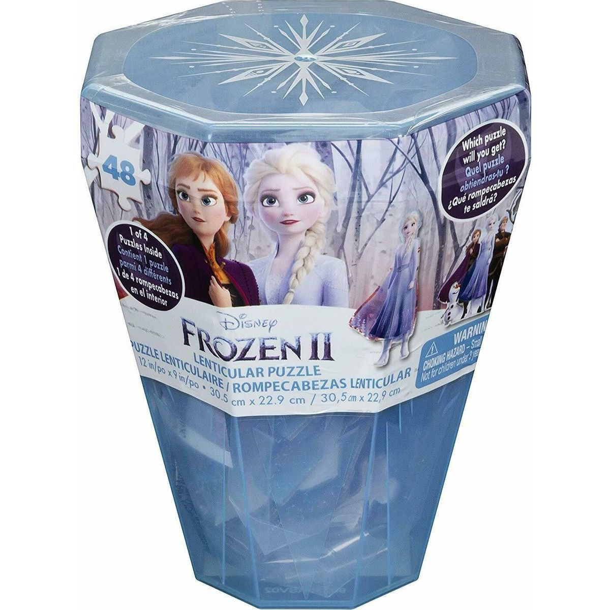 Spin Master Frozen 2 puzzle