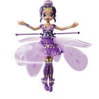 Spin Master Hatchimals létající panenka pixie fialová