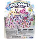 Spin Master Hatchimals sběratelská zvířátka ve vajíčku čtyřbalení s bonusem S2 Pejsek v růžovém košíku 2
