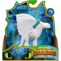 Spin Master Jak vycvičit Draka Základní figurky Lightfury bílá 2