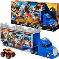 Spin Master Monster Jam náklaďák hrací sada - Poškozený obal