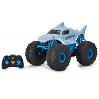 Spin Master Monster Jam RC žralok do terénů a na vodu