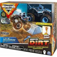 Spin Master Monster Jam základní sada s tekutým pískem
