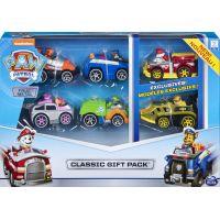 Spin Master Paw Patrol 6 ks sběratelských kovových autíček 5
