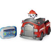 Spin Master Paw Patrol autíčko s Marshalem na dálkové ovládání
