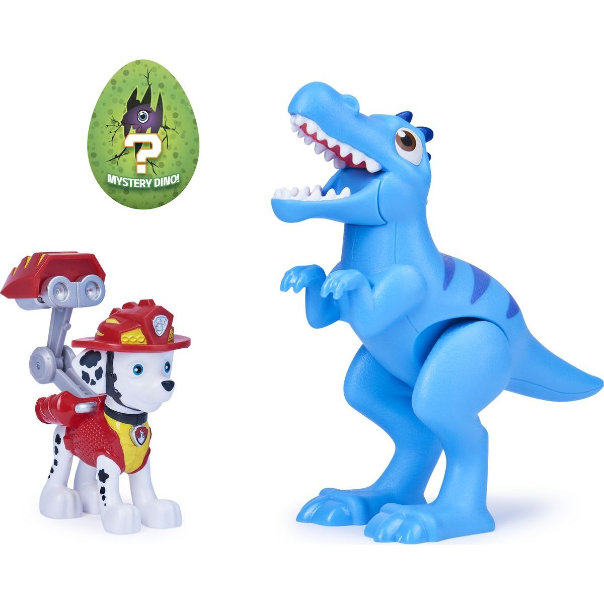 Spin Master Paw Patrol figurka s Dinem a vajíčkem Marshall