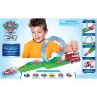 Spin Master Paw Patrol hasičská dráha pro autíčka 3