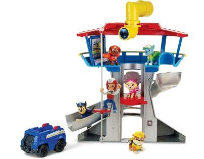 Spin Master Paw Patrol Hlídkovací věž