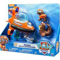Spin Master Paw Patrol Koupací set Oranžová ponorka