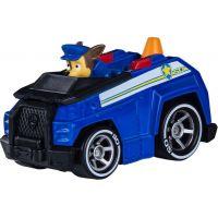 Spin Master Paw Patrol kovová autíčka super hrdinů Chase 20115874