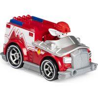 Spin Master Paw Patrol kovová autíčka super hrdinov Marshall 20120840