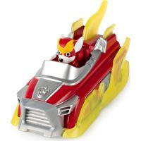 Spin Master Paw Patrol kovová autíčka super hrdinov Marshall 20121339