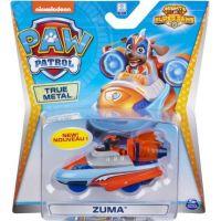 Spin Master Paw Patrol kovová autíčka super hrdinů Zuma 20120844