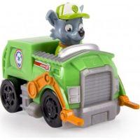Spin Master Paw Patrol Malá vozidla s figurkou Rocky a uklízecí vůz