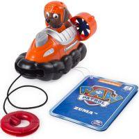 Spin Master Paw Patrol Malá vozidla s figurkou Zuma-vznášedlo s lanem