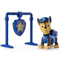 Spin Master Paw Patrol Mini Air Rescue Chase Pull Back Pup