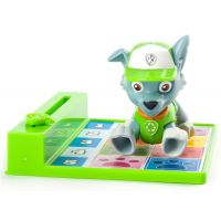 Spin Master Paw Patrol Mini Air Rescue Rocky Back Flip