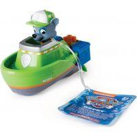 Spin Master Paw Patrol Plavací figurky Rocky loď