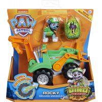 Spin Master Paw Patrol Rocky Dino tématická vozidla 5