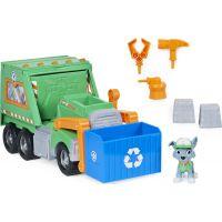 Spin Master Paw Patrol Rocky recyklační auto