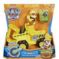 Spin Master Paw Patrol Rubble Dino tématická vozidla 5