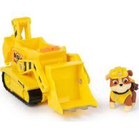Spin Master Paw Patrol Rubble Transforming Bulldozer