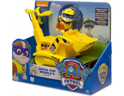 Spin Master Paw Patrol Rubble's Diggin' Bulldozer