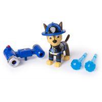 Spin Master Paw Patrol s příslušenstvím Chase a vodní dělo