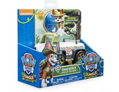 Spin Master Paw Patrol Tracker's Jungle Cruiserc