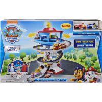 Spin Master Paw Patrol věž závodní dráha pro autíčka 2