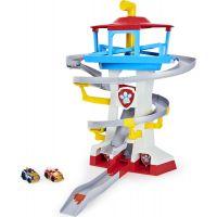 Spin Master Paw Patrol veža závodná dráha pre autíčka
