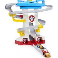Spin Master Paw Patrol věž závodní dráha pro autíčka 4