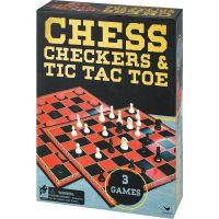 Spin Master Šachy 3 v 1