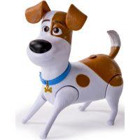 Spin Master Tajný život mazlíčků Chodící a mluvící figurka - Max