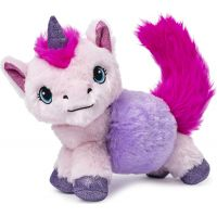 Spin Master Twisty Petz Plyšová Snowpuff Unicorn