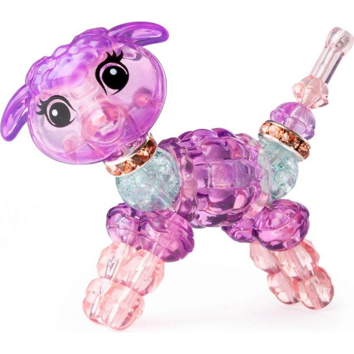 Spin Master Twisty Petz zvířátka a náramky jednobalení Blushy Lamb