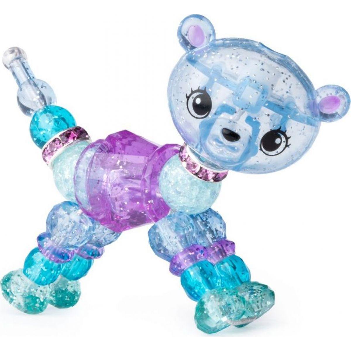 Spin Master Twisty Petz zvířátka a náramky jednobalení Brrrandi Polare Bear