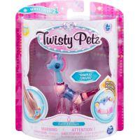 Spin Master Twisty Petz zvířátka a náramky jednobalení Dimplez Giraffe 3