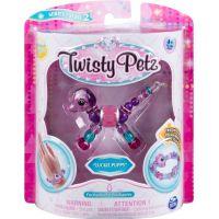 Spin Master Twisty Petz zvířátka a náramky jednobalení Luckie Puppy 3