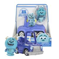 SpinMaster Roll a Scare Riders  auta pro figurky koule Sulley