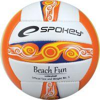 Spokey BeachFun Volejbalový míč oranžový 834045