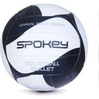 Spokey Bullet Volejbalový míč černobílý velikost 5