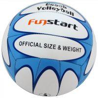 Spokey Cvolley 2 Volejbalový míč modrobílý